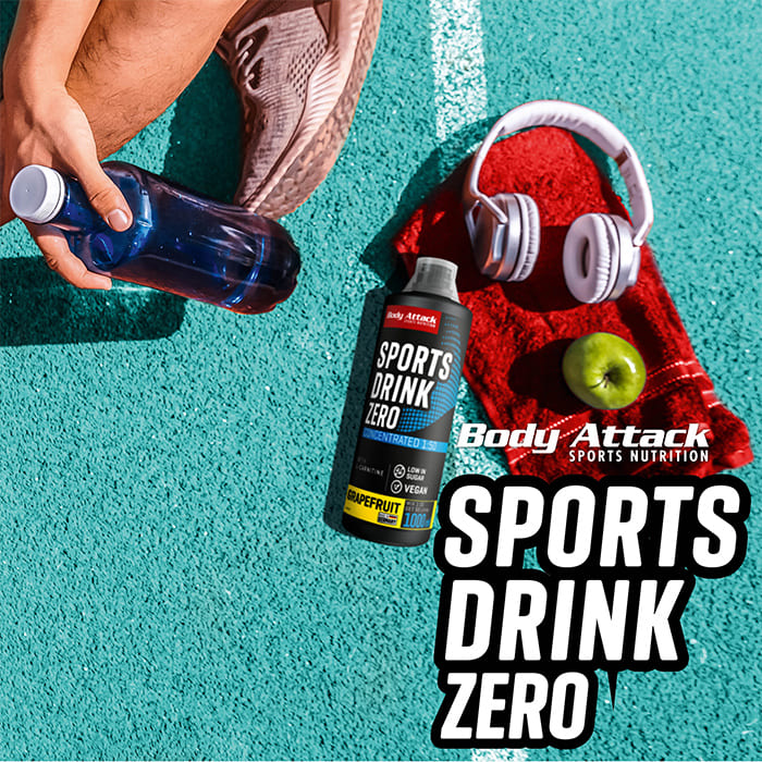 Low Carb* Sports Drink