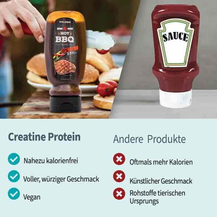 Body Attack American BBQ Sauce
