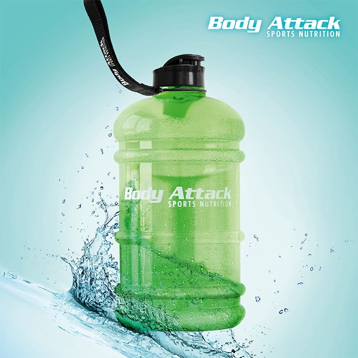 Body Attack Sports Nutrition Water Bottle XXL