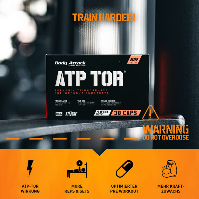 Body Attack ATP TOR