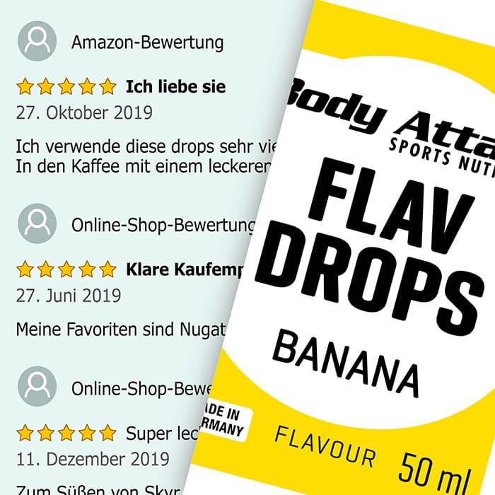 Flav Drops Netzbewertungen