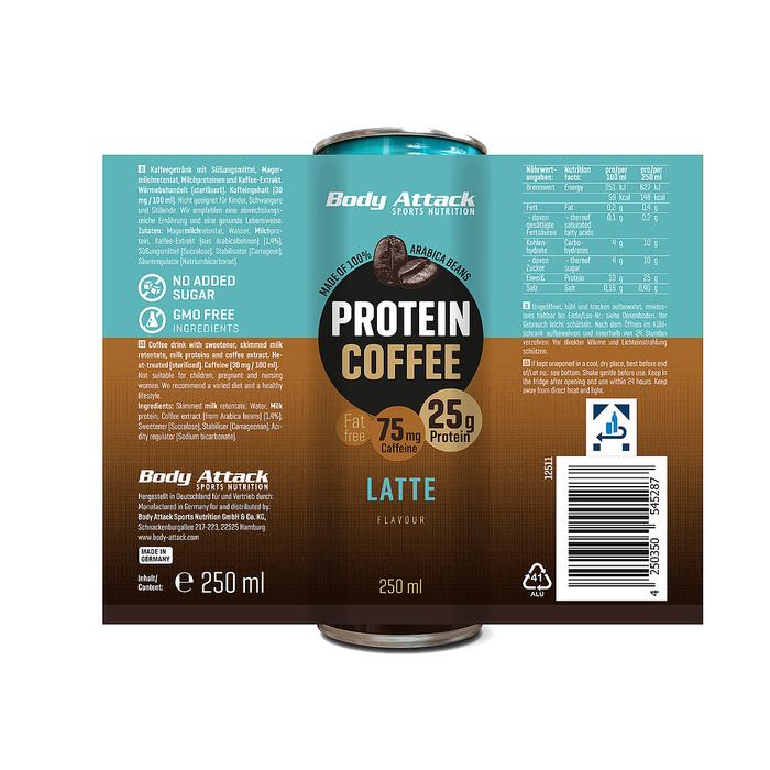 Protein Coffee im Vergleich