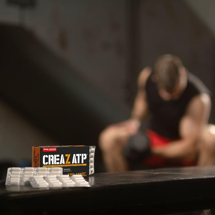 Body Attack CREAZ ATP im Vergleich