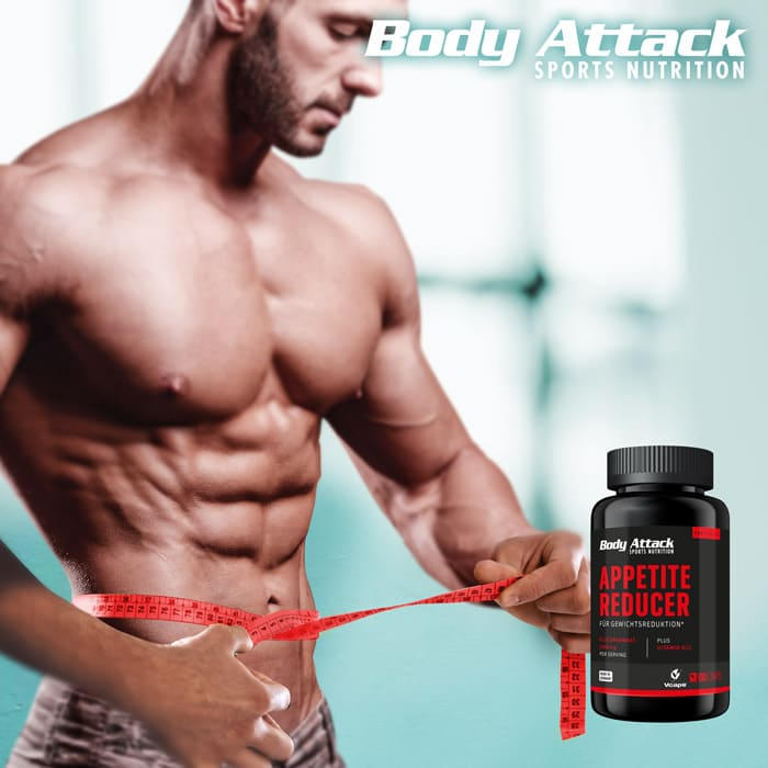 Body Attack Appetite Reducer Men Lifestyle