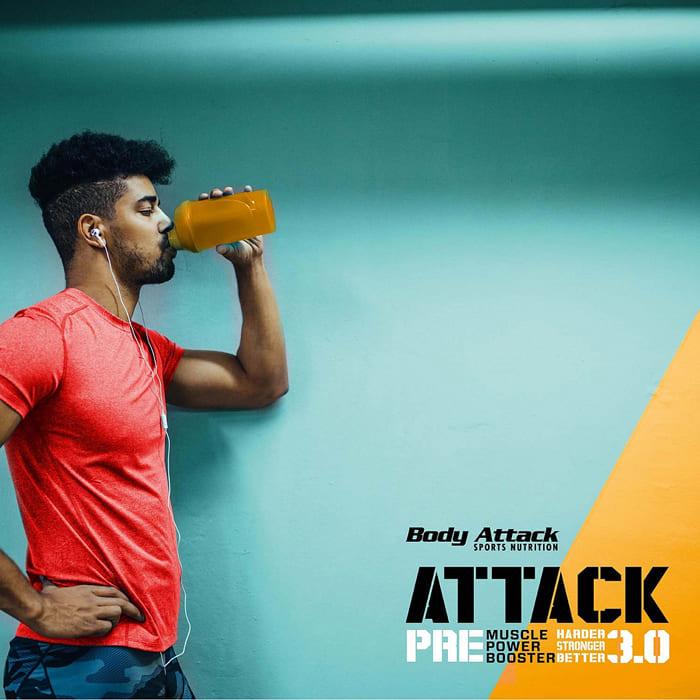 Pre Attack Lifestyle