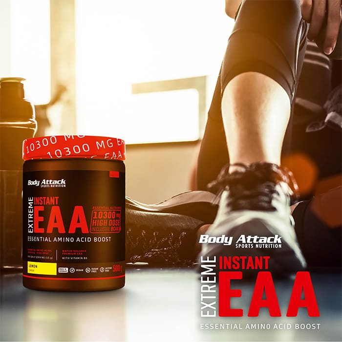 Body Attack Instant EAA