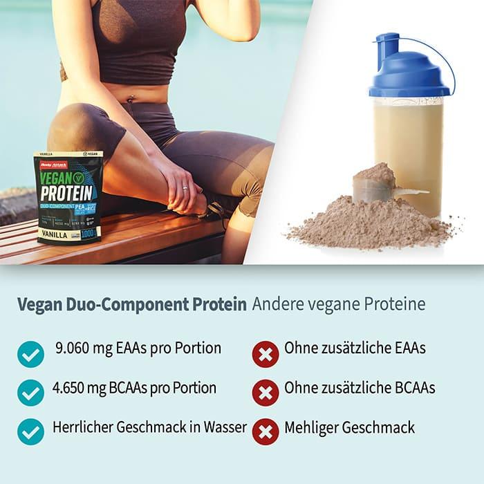 SBody Attack Vegan Protein