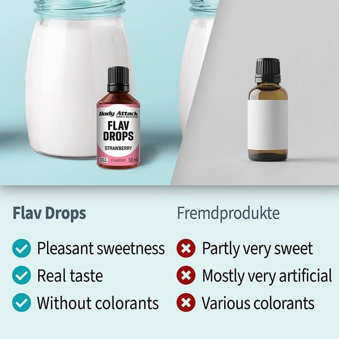 Flav Drops comparison