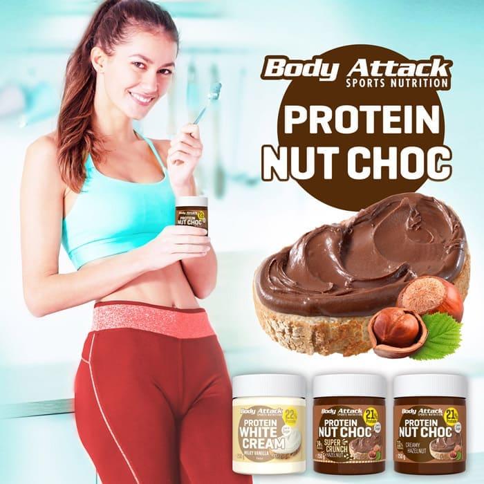 Nut Shock