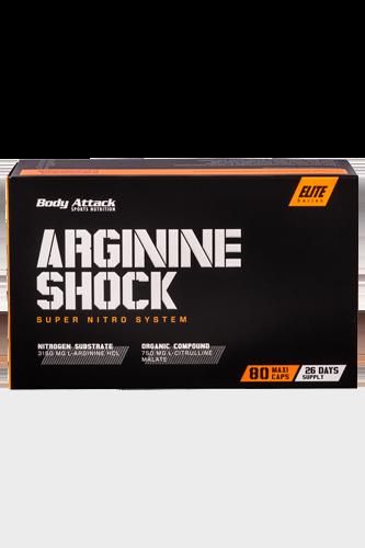 Body Attack Arginine Shock bestellen
