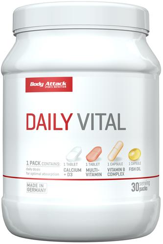 Daily Vital von Body Attack bestellen
