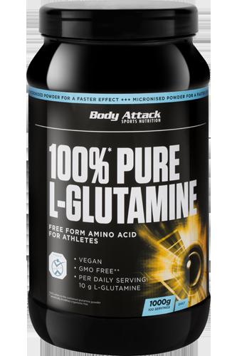 100% Pure L Glutamin