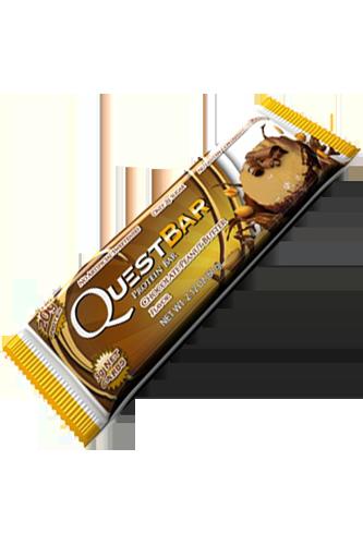 Quest Bar Proteinriegel bei Body Attack