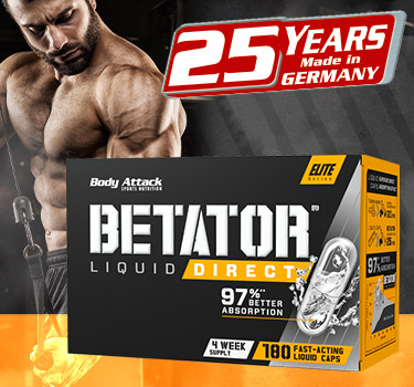 Firmenzentrale von Body Attack
