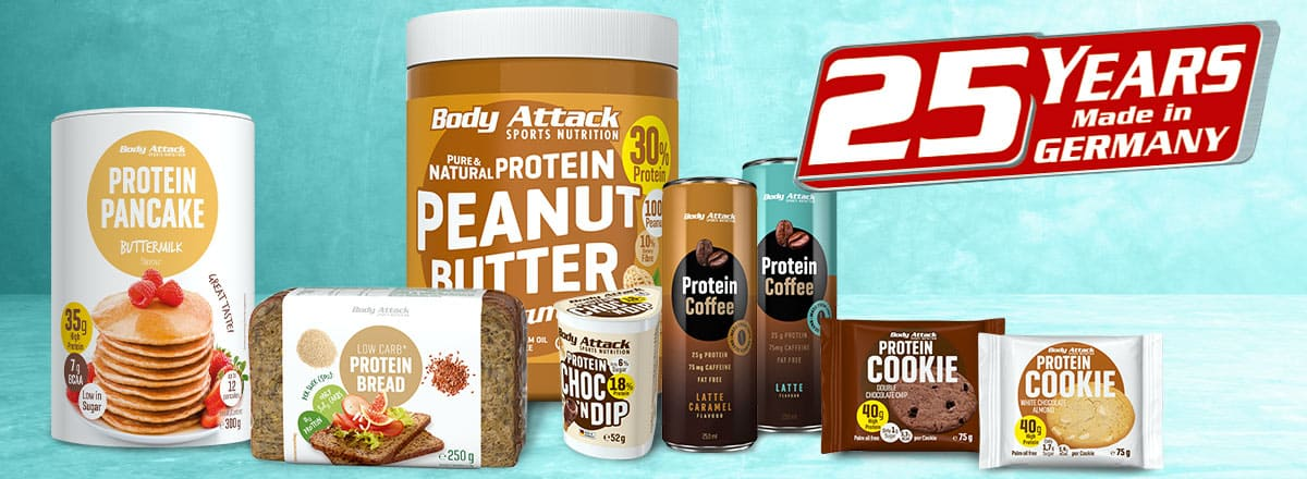Body Attack Functional Food