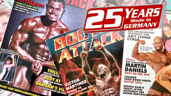 Body Attack Magazine