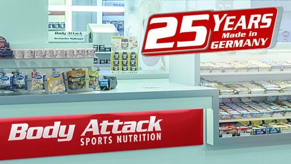 Body Attack Premium Store