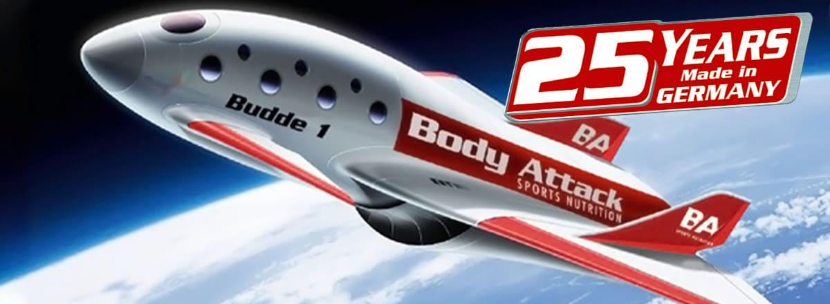 Body Attack Flugzeug