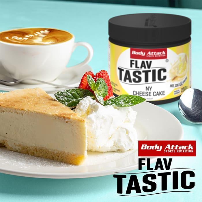 Body Attack Flav Tastic