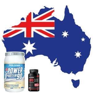Body Attack Produkte Australien
