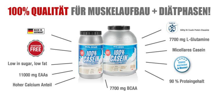 Casein Protein Info