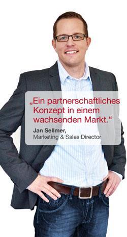 Franchise-Partner für 2014 gesucht