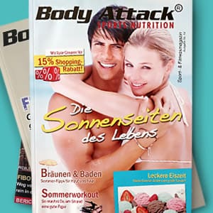 Body Attack Magazin