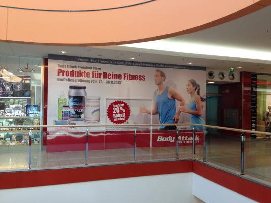Body Attack Shop in Berlin-Marzahn (Eastgate)