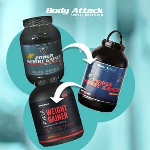 Body Attack Premium Store früher