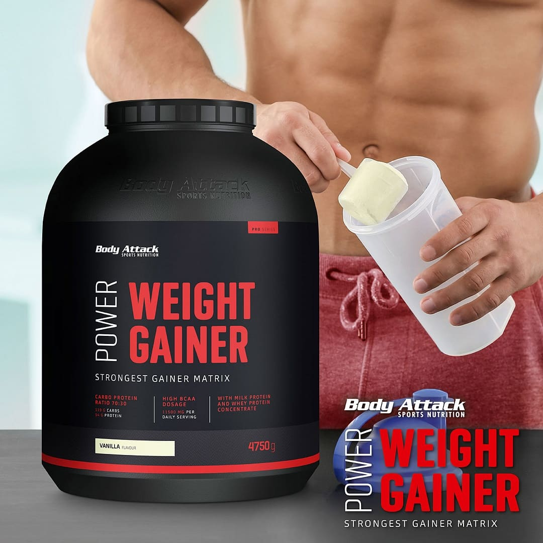 Power Weight Gainer