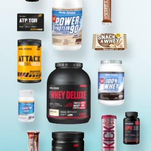 Body Attack Produkte