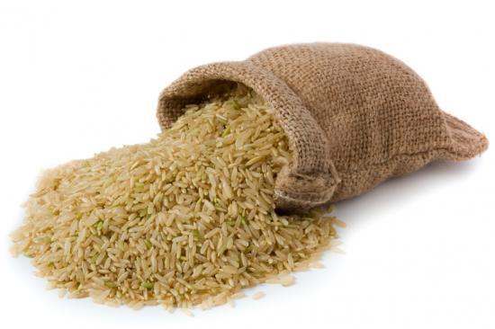 Reisprotein für Veganer (Quelle: Shutterstock/Atelier_A)
