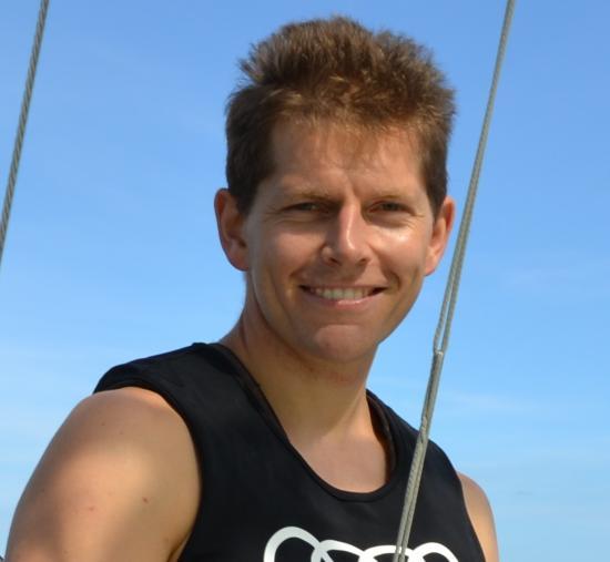 Olympiasegler Tobias Schadewaldt (Quelle: Body Attack)