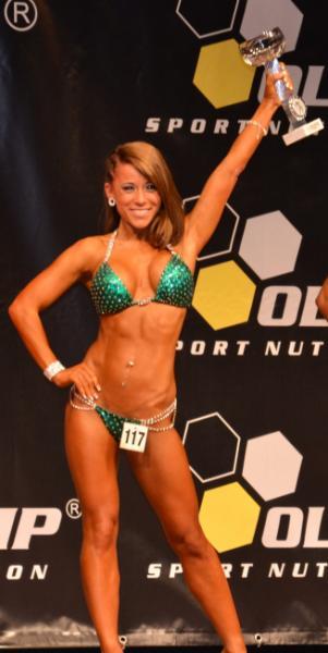 Body Attack Athletin Johanna Fischer