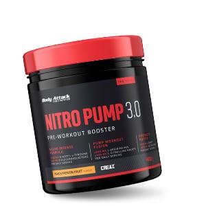 Body Attack Nitro Pump