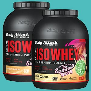 ISO Whey Summer Edition