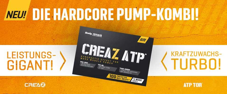 Zum Produkt Body Attack CREAZ ATP