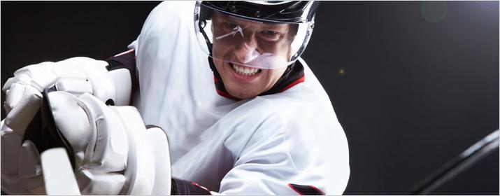 Sportart Eishockey