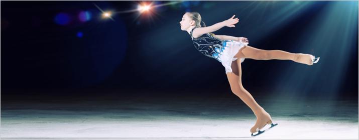 Sportart Eiskunstlauf