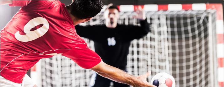 Sportart Handball