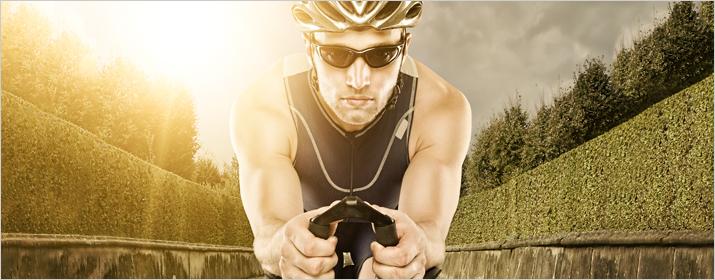 Sportart Radsport