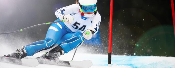 Sportart Slalom