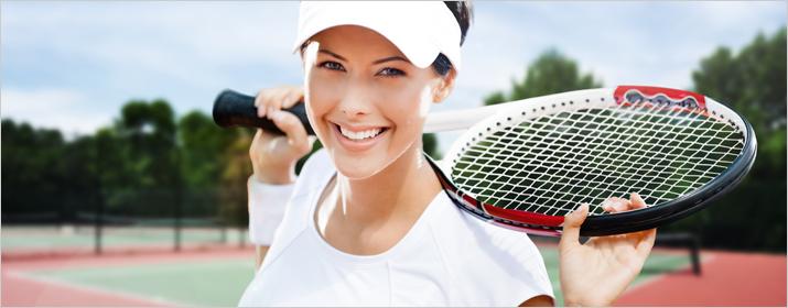 Sportart Tennis