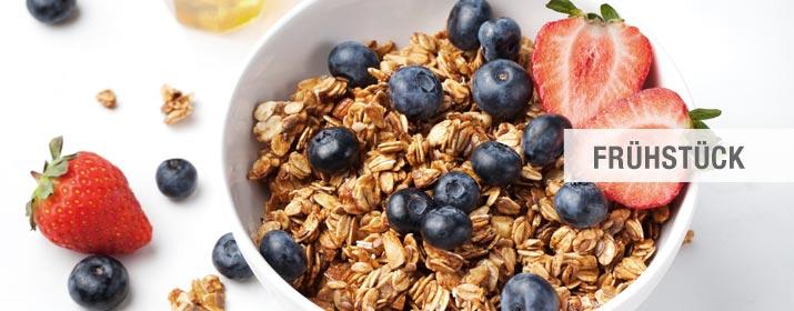 Fitness-Rezepte von Body Attack - Frühstück