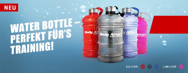 BA News Water Bottle AUG16