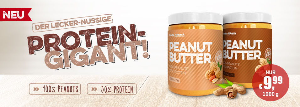 BA Start unten - Peanut Butter
