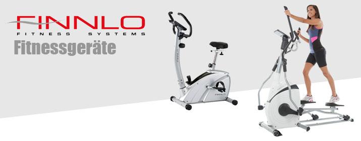 Rubrik Crosstrainer - Finnlo