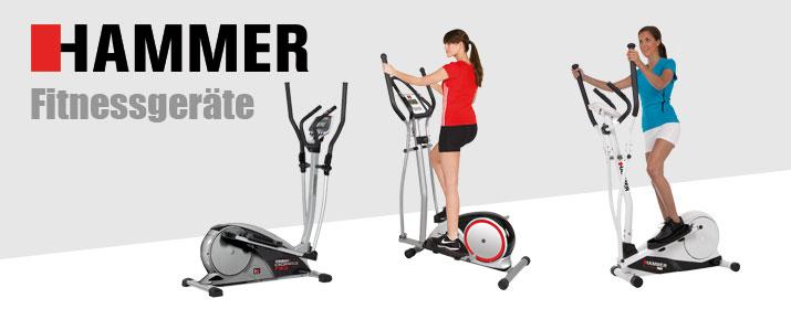 Rubrik Crosstrainer - Hammer