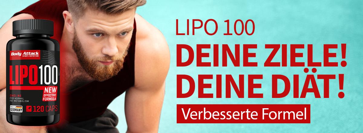 Responsive HP desk LIPO 100 neue Formel