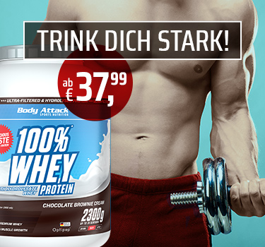 Responsive HP mobil 100 % Whey